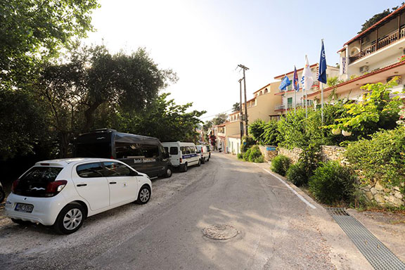 Paxos Bus Transportation